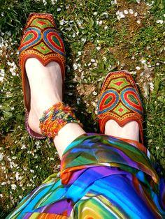 Rainbow Bubble Anklet / Bracelet / Necklace