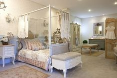 quarto menina provençal