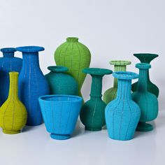 Chinese-African Vase