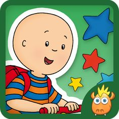 Caillou learning for kids 4.2