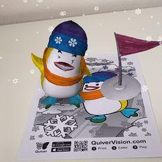 """Code&Fun Kodlama Atölyesi on Instagram: """"Artırılmış gerçeklik(AR), gerçek dünyadaki çevrenin bilgisayar tarafindan zenginleştirilerek meydana getirdiği görünümdür. Basitçe…"""" Quiver, Snowman, Disney Characters, Fictional Characters, Friends, Instagram, Amigos, Snowmen, Fantasy Characters"""