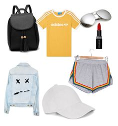 """Simpel dagje 😂"" by patries32 on Polyvore featuring interior, interiors, interior design, thuis, home decor, interior decorating, Smashbox, Camp Collection, adidas en Le Amonie"