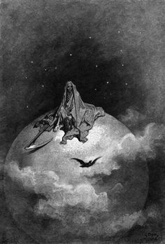 The Raven: Plate 11 - Dreams No Mortal Ever Dared to Dream Before