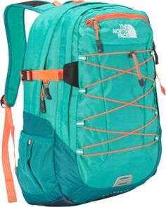 Buy the The North Face Women's Borealis Laptop Backpack Sale Colors at eBags - Embark on your next outdoor adventure or pack your gear for the daily commute inside this rugged lap North Face Bag, North Face Women, North Face Backpack, The North Face, North Faces, Cute Backpacks For School, Trendy Backpacks, Laptop Backpack, Backpack Bags