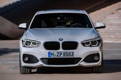 New BMW 1 Series 2015 M Sport grille