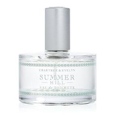 crabtree evelyn summer hill eau 2 oz new boxed