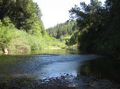 Serenity (Navarro River, Mendocino County, California)