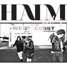 Fav band of the moment-haim. So mad I missed then touring with Mumford and sons