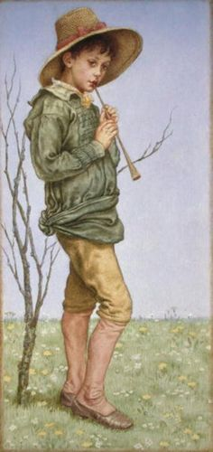 Spring, by Kate Greenaway
