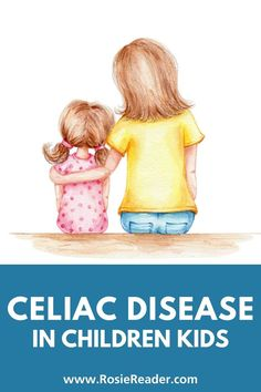Talking about celiac disease in children kids can be tricky. Here are some AWESOME expert tips! Celiac Disease In Children, Celiac Disease Symptoms, Gluten Free Snacks, Lifestyle Changes, Kids Meals, Preschool, Activities, Conversation, Tips