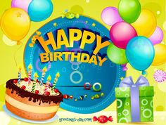 Happy Birthday - Funny Wishes, Messages & Pictures. - http://greetings-day.com/happy-birthday-funny-wishes-messages-pictures.html
