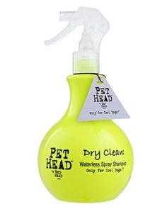 """""""I always want to smell fresh and new """" http://www.headsupfortails.com/dog-grooming/dog-shampoos/product-dry-clean-waterless-spray-shampoo-314.html #dogs #pugs #pets #dogshampoo #shampoosforpets #dogaccessories #shoponline #headsupfortails #huft"""