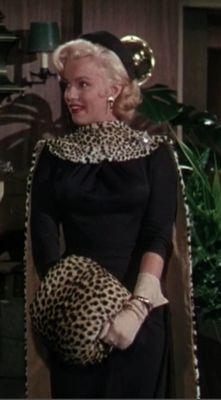 Lorelei Lee (Marilyn Monroe) - Gentlemen Prefer Blondes (to see more, click pic)