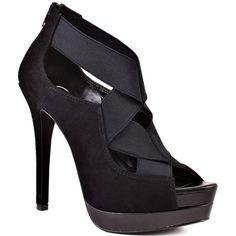 Click Image Above To Purchase: Estas - Black Suede