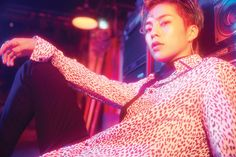 EXO-CBX / First sub-unit / Teaser Images /  Xiumin / Source: EXO Official Website