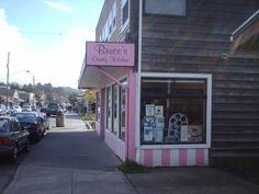 """""""Bruce's Candy Kitchen"""" Cannon Beach, Oregon. Best place ever!"""
