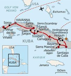 Kuba – Zwischen Revolution und Reform | ZEIT REISEN
