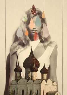 Laura Redburn Collage Art...