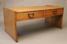 1920s Japanese floor desk by matthew!, via Flickr