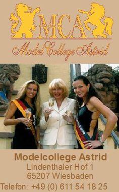 """http://ueberschriftennews.blogspot.com/2012/07/modelschule-astrid-immer-die.html Sie haben Träume und wünschen eine gute und fundamentale Ausbildung nach dem Motto """"Kopf hoch und an die Ausstrahlung denken"""""""