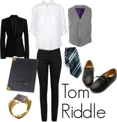 "Tom Riddle from J.K. Rowling's Harry Potter series  ""Voldemort,"" said Riddle softly, ""is my past, present, and future, Harry Potter….""  (Suggested by tearsofsweetness)"