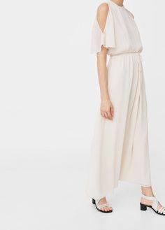 Sukienka ze sznurkiem w pasie