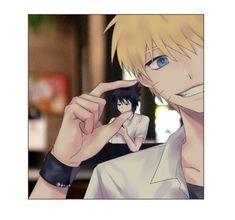 Sasunaru, Narusasu, Naruto Boys, Naruto Cute, Naruto Shippuden Sasuke, Kakashi, Sad Anime, Anime Life, Manga Anime
