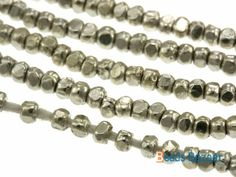 Looking for Karen Hill Tribe silver supplies? Check out Beads Bazaar - Karen Hill Tribe silver Store. We have a variety of designs, and all are handmade products. Karen Hill Tribe silver Tiny Faceted Seed Beads Model : E31-019  --- Full Strand 28-inch long : about 500 beads  --- Half