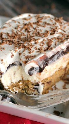 Peanut Butter Double Chocolate Delight