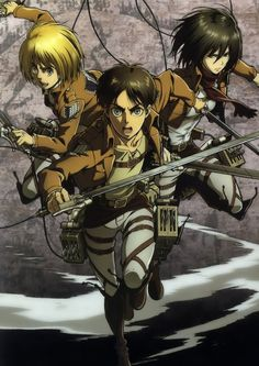 Mikasa Ackerman official art - Căutare Google