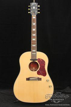 "Gibson J-160E John Lennon ""Peace"" - Natural Gibson Acoustic, John Lennon, Musical Instruments, Guitars, Bass, Peace, Natural, Music Instruments, Lowes"