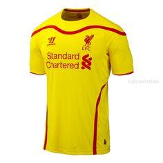 Liverpool Jersey 2014 2015