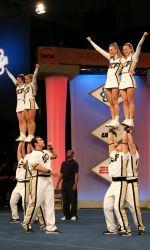 UCF Cheerleading 2007