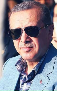 (15) Twitter TC Cumhurbaşkanı Recep Tayyip Erdogan.. Istanbul City, Malcolm X, Islam Muslim, Great Leaders, Film Music Books, Reiss, Mustache, Mens Sunglasses, Womens Fashion