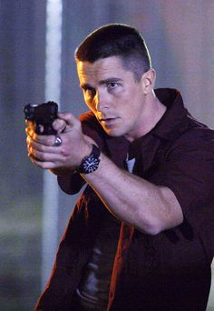 Christian Bale, Harsh Times -I love his haircut in this.