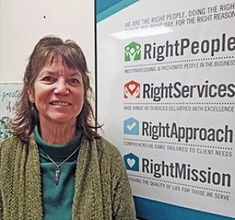 Meet Dorothy:  Right Care Client Support Services:  I have worked all my life with the public. I went back to school, so I could work with the elderly because I felt there was a calling for me, and I believe it is a good fit. I have an Associate's Degree in Social Health and Services and Senior Disabilities and am a Certified Activities Director as well as a Certified Nursing Assistant, trained in Dementia care, Diabetes, and end of life care.  For Care Questions please call 425-508-5780…