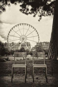 © Mis Lutier - Jardin des Tuileries
