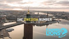 The Swedish Number, una campaña de la agencia Ingo Stockholm para la Swedish Tourist Association, ha ganado el Grand Prix en la categoría Direct en Cannes Lions 2016. #TheSwedishNumber #CannesLions