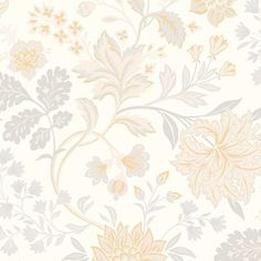 The wallpaper Alicia - 6703 from Boråstapeter is a wallpaper with the dimensions x m. The wallpaper Alicia - 6703 belongs to the popular wallpaper col Kitchen Wallpaper, Wallpaper Decor, Wallpaper Samples, Tableaux D'inspiration, Drops Patterns, Botanical Wallpaper, Touch Of Gold, Scandinavian Design, Laminas Vintage