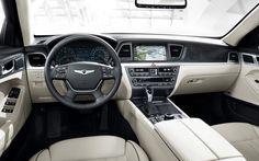 Nowy Hyundai Genesis zapewnia kierowcy doskonałe osiągi, łącząc wysoki komfort jazdy z dynamiką wszechstronnego układu jezdnego, gotowego stawić czoła wszystkim warunkom drogowym.