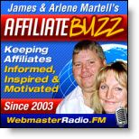 Affiliate Buzz #248 – How to Successfully Hire a Virtual Assistant -- In this edition James Martell talks with wife and co-host Arlene Martell about hiring a VA to help simplify your work week.