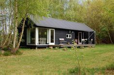 prefab-cabin -Danish architecture