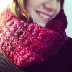 Shine On You Crazy Snood - Les triconautes Poncho, Cowl, Knit Crochet, Knitting, Bonnets, Mousse, Diy, Fashion, Long Scarf