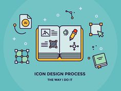 My Icon Design Process