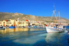 Alkyonis Apartments - Rooms to let - Panormos Kalymnos Greece Beautiful Islands, Beautiful Places, Beautiful People, Places To Travel, Places To See, Travel Destinations, Rooms To Let, Boat Hire, Charter Boat