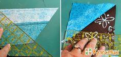 Лоскутное шитьё для начинающих