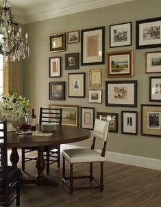 East Bay - Transitional - Dining Room - Houston - Bellacasa Design Associates, Inc.