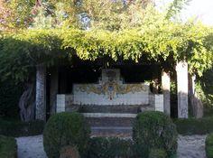 Os cantos romanticos de Sofia - Jardim Botânico- A casa de Sophia