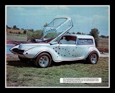 """""""Love American Style Machine"""" Show Car, 1974 by Cosmo Lutz, via Flickr"""