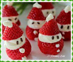 21 Rosemary Lane: Super Santa Snack!